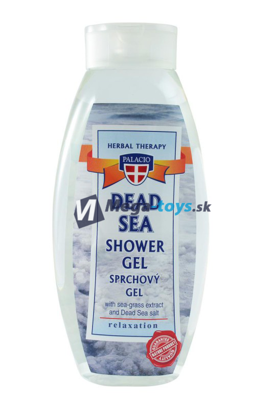 Mŕtve more sprchový gel 500ml