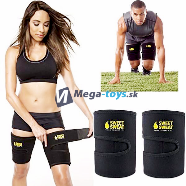 Stehenná bandáž Sweet Sweat Adjustable Trimmer Belt