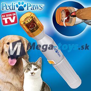 Brúska na úpravu psích pazúrikov - Pedi Paws