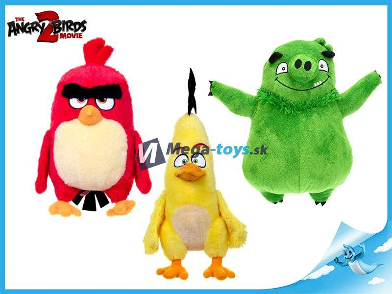 Angry Birds Movie 2 Rudohněv 34 cm