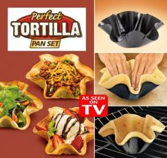Forma na tortily 4 ks Perfect Tortilla