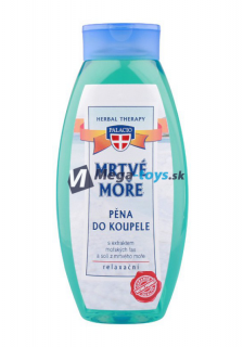 Mŕtve more pena do kúpeľa 500ml