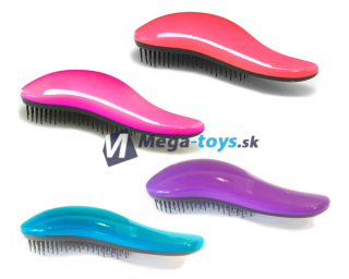 Kefa na vlasy Hair Brush Redberry