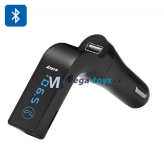 Bluetooth FM Transmitter Car G7