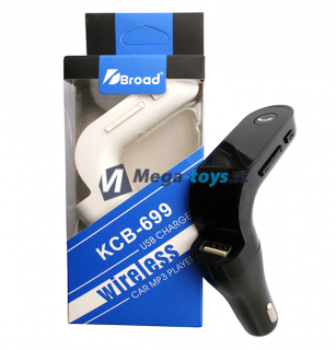 Bluetooth FM Transmitter KCB-699