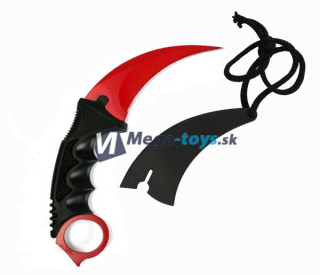 Nôž Karambit CS:GO red