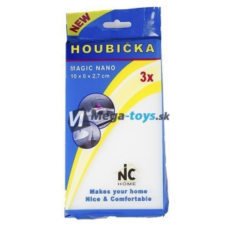 Hubka MAGIC NANO 3ks 10x6x2,7 cm